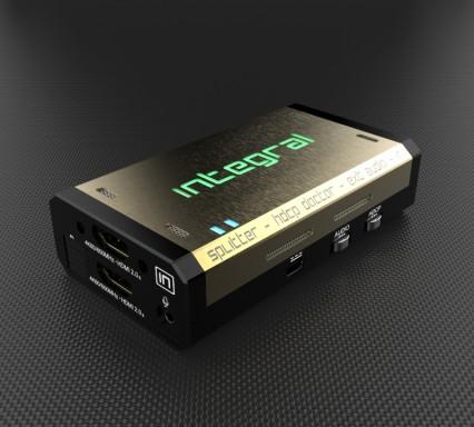 Integral 4K60 444 600MHz HDCP doctor HDCP 2.2 HDCP 1.4 HDCP 0.0 Splitter Matrix Converter CEC command